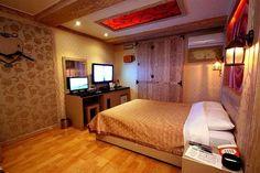 Phòng khách sạn cũng như nhà nghỉ ở Hàn Quốc thuộc loại khá đắt đỏ.