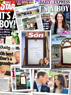 Royal Baby Name: It's a Boy! But what about his name? #royalbaby #babynames #katemiddleton