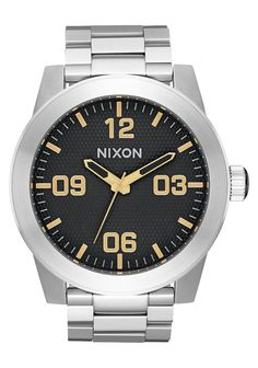 Corporal SS   Men's Watches   Nixon Watches and Premium Accessories