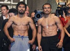 """Pacquiao vs Marquez 4 Weigh-In Results-""""im telling you I look more like Bruce Lee"""" # greater than I ever been"""