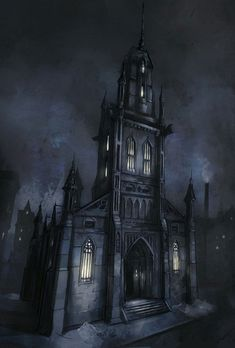 Cathedral | Batman Arkham City