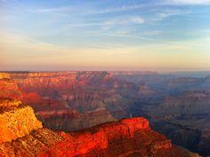 Grand Canyon National Park South Rim itt: Grand Canyon Village, AZ