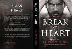 Regina Wamba, Book Cover Designer for Publishing Houses, Self Published Authors, and Photography for Rights Managed Stock Break My Heart, The Heart Of Man, Fantasy Love, My Design, Graphic Design, Hard To Get, Self Publishing, Book Cover Design, My Heart Is Breaking