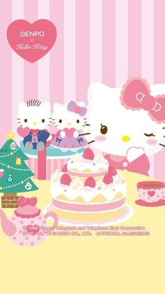 ✮ Christmas ✮ Hello Kitty