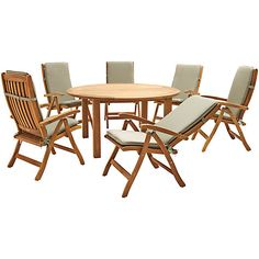 Buy KETTLER Vancouver 6 Seater Outdoor Dining Set Online at johnlewis comBuy Leisuregrow Casablanca Outdoor Furniture Online at johnlewis  . Kettler Bretagne 8 Seater Outdoor Dining Table. Home Design Ideas