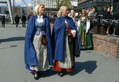 MY BUNAD: Trondheim Bunad from The Foreigner, Norwegian news site in English
