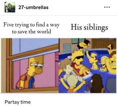 Really Funny Memes, Stupid Funny Memes, Funny Relatable Memes, Hilarious, Funny Umbrella, Dysfunctional Family, Under My Umbrella, Film Serie, Tv Shows