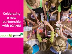 Announcing a new partnership with JOANN to Ignite Innovation and Positive Change Girl Scout Law, Girl Scouts, Innovation, Positivity, River, Change, Celebrities, Movies, Movie Posters
