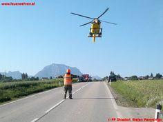 FF Ohlsdorf: Schwerer Unfall #feuerwehr #firefighters