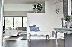 Koti# home# itse duunatut tyynyt# blue#