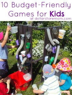 Budget-Friendly Games for Kids