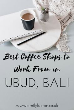 Best Cafes to Work From in Ubud. My round up of the best coffee shops in Ubud Bali for remote workers and digital nomads.