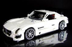 Mercedes SLS AMG GT3 by Malte Dorowski - image credit  : Malte Dorowski