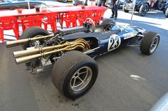https://flic.kr/p/frKRWa | 1966 Gurney-Weslake Eagle Mk 1 | This car was driven by Dan Gurney to win the 1967 Brands Hatch Race of Champions. The first win for an Eagle and the first American car to win an F1 race in decades. It will be offered at the Gooding & Co Pebble Beach auction.
