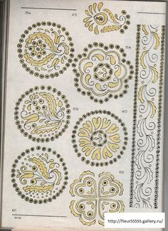 design from a Slovak(?) embroidery/lace-making pattern book (via a Russian-language website that I can't read)