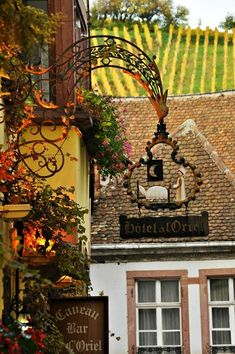 Hotel in Alsace, France