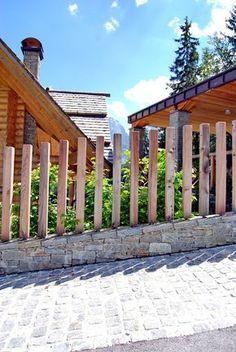 Gartenzäune - Zaun Holz