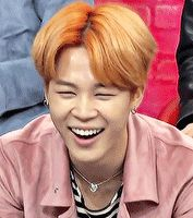 I love his laugh, and I'm pretty sure me and whoever else hears it gains 10 years of life, and any harmful toxins we might have leave our bodies...... I'm certain BTS is not only bulletproof, but immortal after living with Jimin for so long. •-•