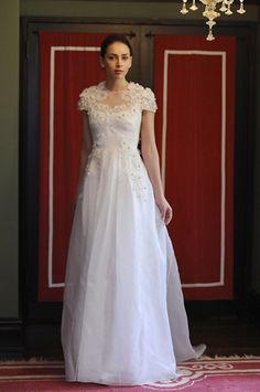Temperley 2014 Bridal Spring/Summer collection Wedding Dress / Gown for 2014 /