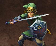 The Legend of Zelda: Skyward Sword Link 1/7 Scale Figure 1