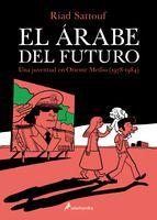 Este libro conta a historia real dun neno louro e da súa familia na Libia de Gadafi e a Sirya de Hafez el Asad.