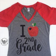 Teacher Tshirt  Teacher Shirt  Teaching  Shirt by LuLusLovelyTs