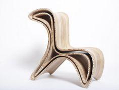 TriWing Chair / Marco Hemmerling Studio
