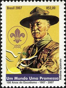 100 Years of Scouting -