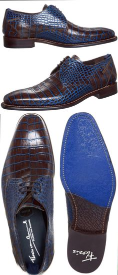 Reptile shoe Floris van Bommel