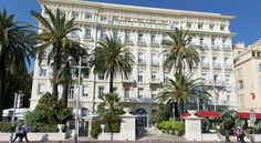 HOTEL|フランス・ニースのホテル>一部の客室からは地中海を望めます>ホテル ウェスト エンド プロムナード デ ザングレ(Hôtel West End Promenade des Anglais)
