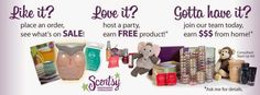Earn Free and Half Price Items With a Scentsy Pouch Party!: The Christmas Holiday is getting close and if your...