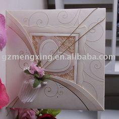 Detalle de la imagen de -Invitaciones De Boda Elegantes Del Dise O T004 Spanish Alibaba ...