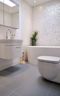 Bathroom Floor Tiles Grey Light Grey Tiles For Bathroom Image Of Light Grey Bathroom Floor Tiles Light Grey Bathrooms On Grey Bathroom Floor Tiles Uk Grey Bathroom Floor, Small Grey Bathrooms, Bathroom Flooring, Gray Floor, Peach Bathroom, Master Bathroom, Bathroom Faucets, Mosaic Bathroom, Master Baths