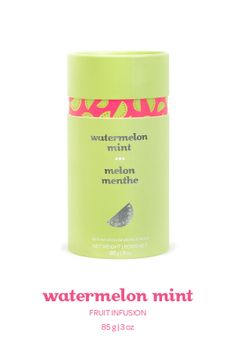 SUMMER 2014 - With fresh watermelon and a cool hint of mint, this is as refreshing as it gets.