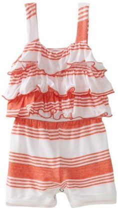 Amazon.com: Little Ella Baby-girls Infant Juniper Romper: Clothing