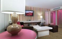 vegas-venues.com - Flamingo Las Vegas Cosmo Living Room