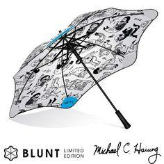 Blunt   Hsiung Limited Edition Wind/Storm Proof Umbrella