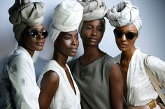 The magical colours of the world: The DUKU Crown - The african headwrap symbol of proud and beauty Turbans, Headscarves, Black Girl Magic, Black Girls, Turban Mode, Yogi Bhajan, African Head Wraps, Turban Style, Terry Richardson