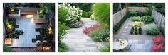 Een rechthoekige tuin inrichten doet u met deze 10 tips.