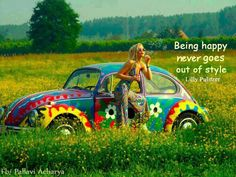"""Painted VW Bug's were a hit with Hippies in the This one is not """"hand painted""""like the,""""Real"""" Hippie style of painted VW's. X Bros Apparel Vintage Motor T-shirts, VW Beetle & Bus T-shirts, Great price Hippie Man, Happy Hippie, Hippie Love, Hippie Chick, Hippie Vibes, Hippie Peace, 70s Hippie, Hippie Bohemian, Boho Gypsy"""
