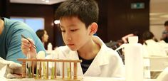 Parent Club 家長會「小小科學家 - 親子科學實驗室」[26/7/2014及24/8/2014] - Kids Must 親子資訊@香港2014