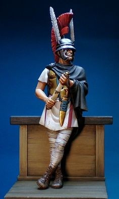 Marine Roman Tribunu