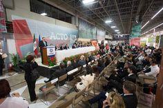 Expo Mueble Internacional Invierno 2015, recibió 500 empresas de Jalisco y el mundo, que mostraron las nuevas tendencias en muebles, accesorios, artículos de decoración y textiles.