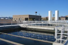 2007 - The Lake Pleasant Water Treatment Plant in Phoenix opens, becoming the largest design-build-operate water project in America.