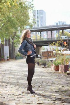 Colour Moi Beautiful : Shorts in the Fall
