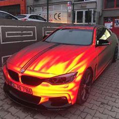 BMW, Volcano Design #bmw