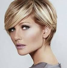 Chic Short Hair Ideas for Stylish Ladies # Ladies # Ideas # Chic … - Best New Hair Styles Chic Short Hair, Short Hair Styles, Trendy Hair, Short Hairstyles For Women, Bob Hairstyles, Bob Haircuts, Short Hair Cuts For Women Bob, Short Blonde Haircuts, Fashion Hairstyles
