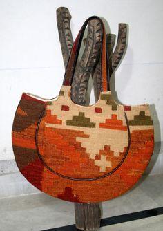 kilim-Bag-Fashion-Turkey-Vintage-Bag-Handmade-Purse-Women-handbag, Shoulder-bag #Unbranded #TotesShoppers