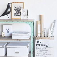 Le Sac en Papier http://se3.co.nz/products/le-sac-en-papier