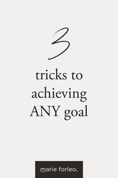 Want to triple your odds that you'll achieve your goals? Learn 3 science-backed strategies that will help you achieve any goal you set. The data doesn't lie — not only are these 3 habits easy to implement, they really WORK. Training And Development, Personal Development, Marie Tv, Daily Bullet Journal, Time Management Strategies, Marie Forleo, Habits Of Successful People, Goal Planning, Write To Me